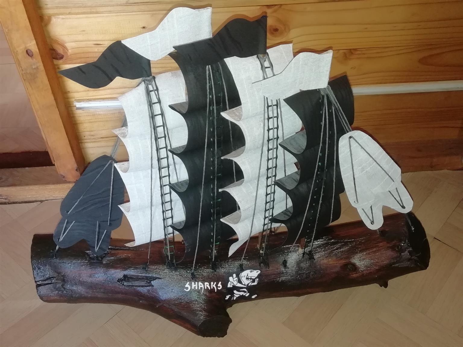Hand Made Boats