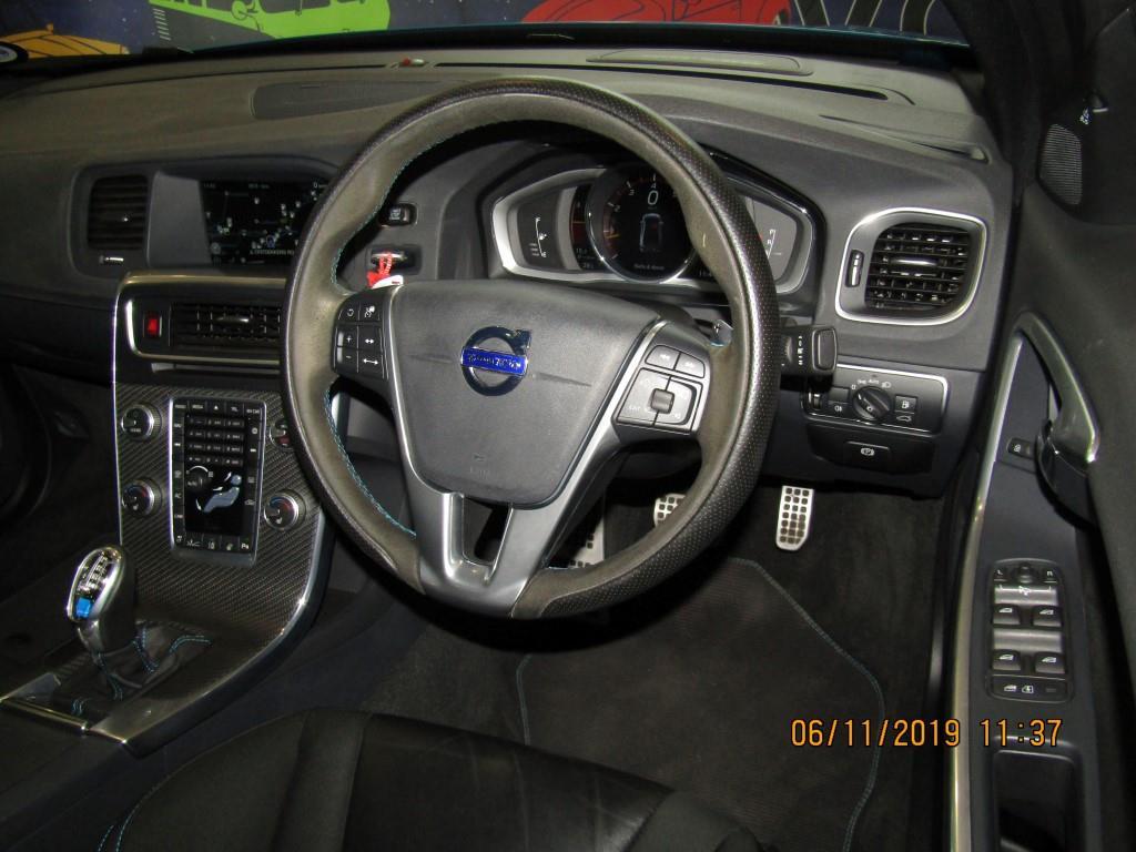 2016 Volvo S60 T6 AWD Polestar
