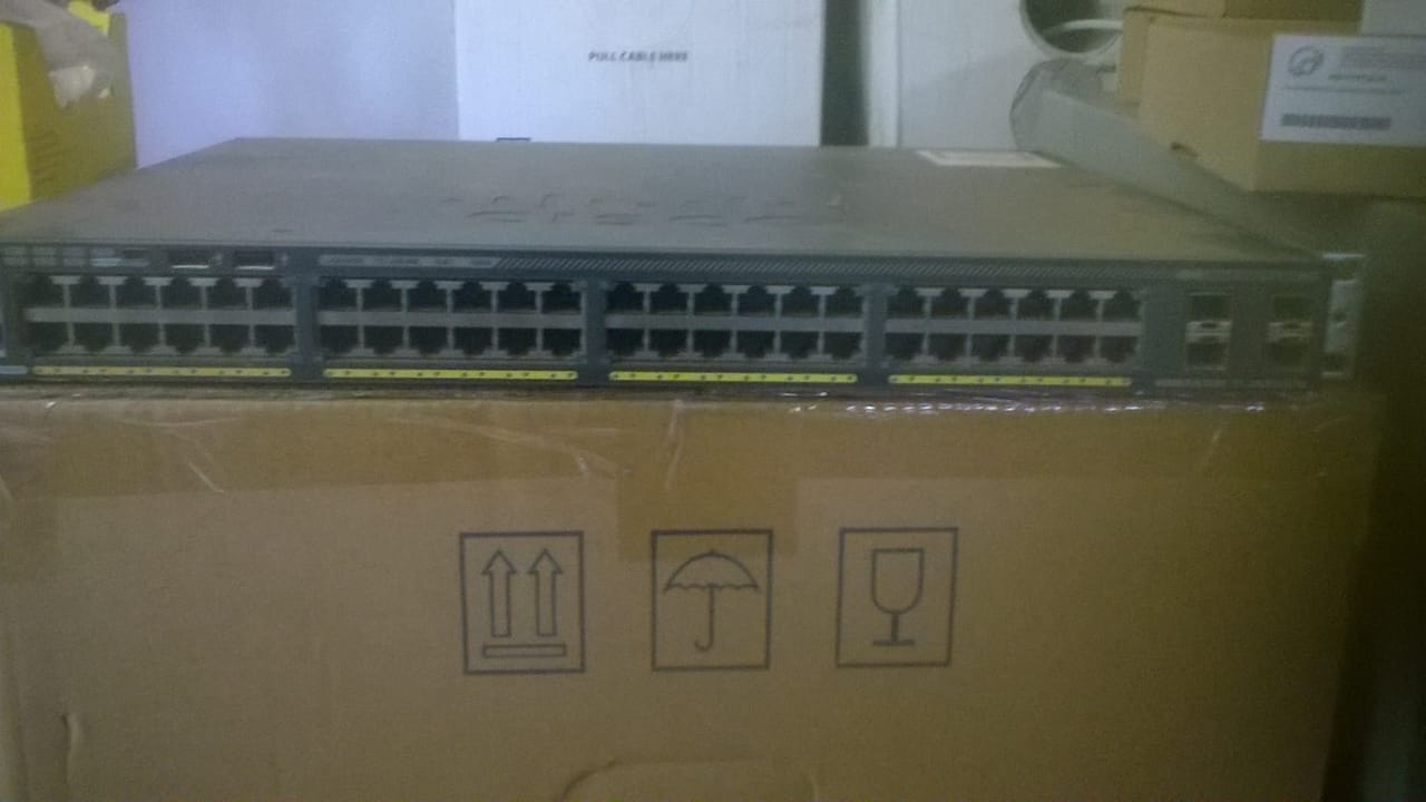 8 port plus 2 PoE Gigabit switches. Brand new, in boxes.