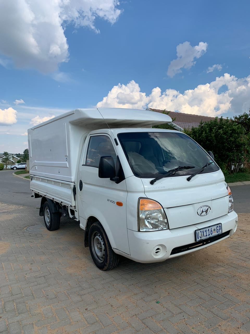 Truck for hire and relocations