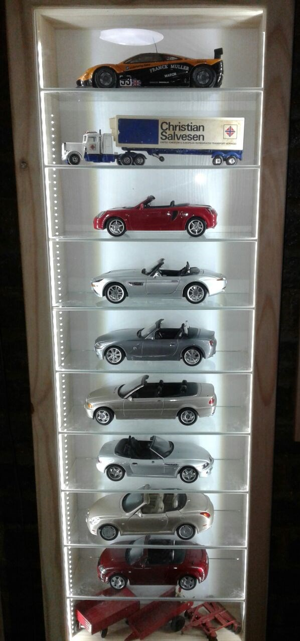 Incredible Model Cars Display Cabinets Dust Proof Home Interior And Landscaping Ologienasavecom