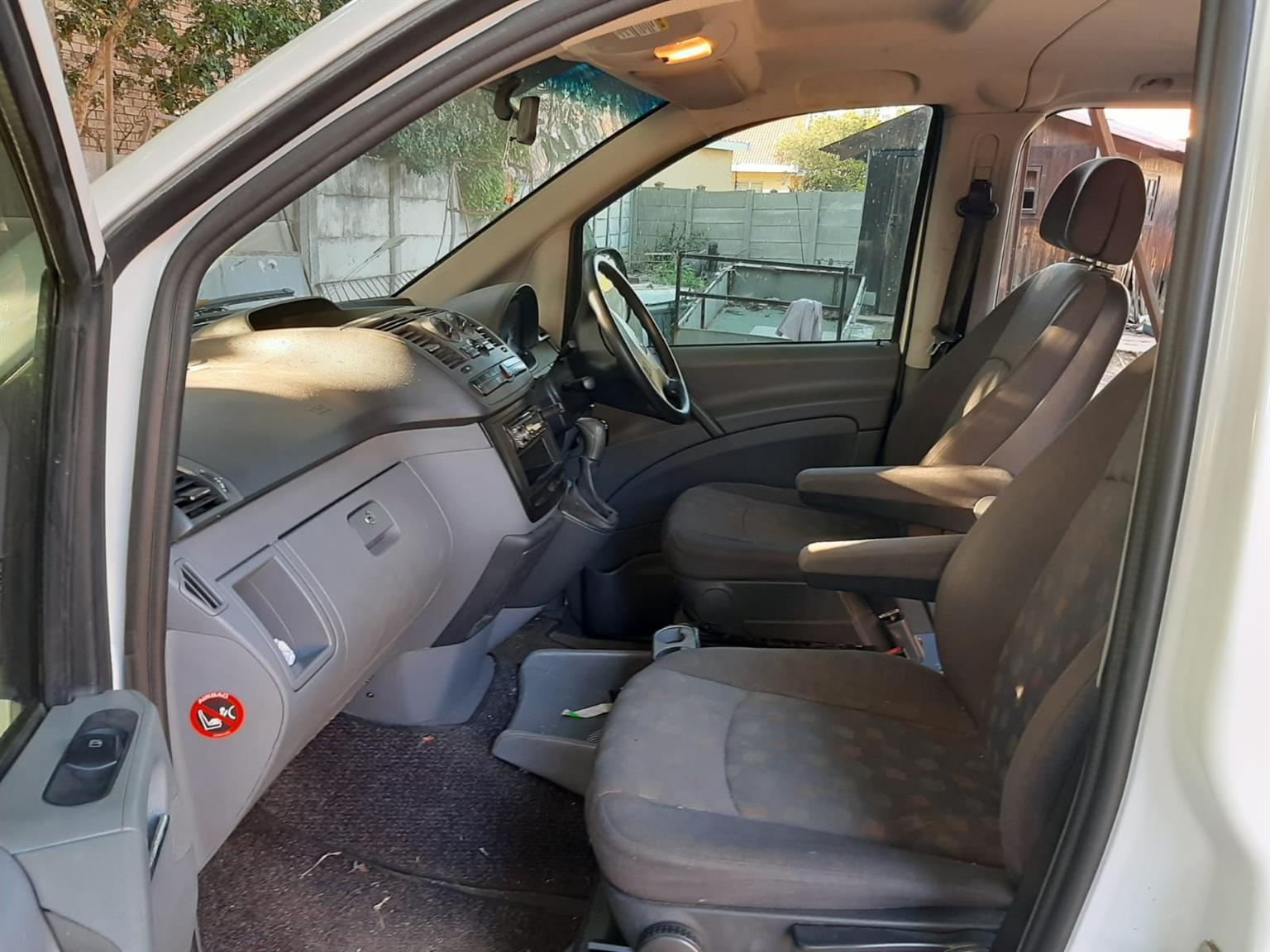 2009 Mercedes Benz Vito 120 CDI 3.0 Sport