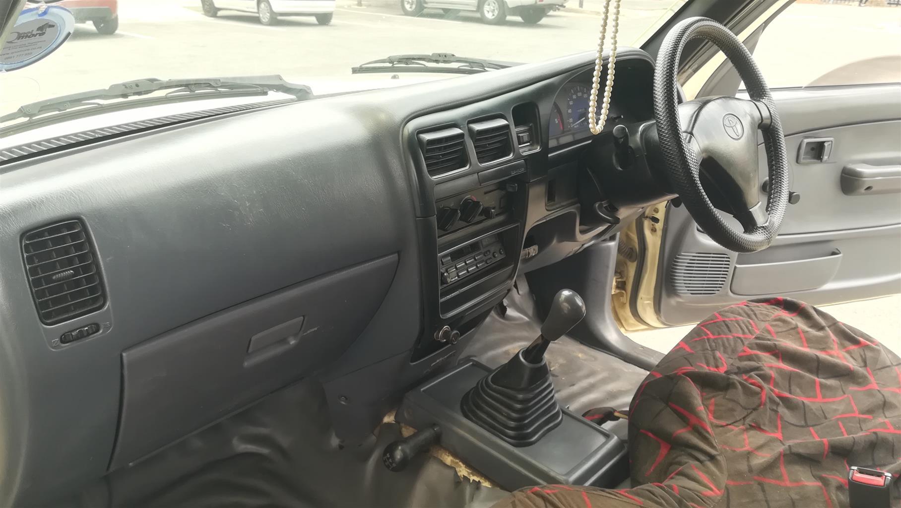 2007 Toyota Hilux 3.0D 4D Raider