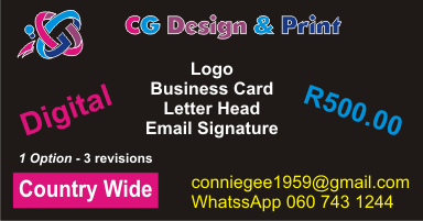 Logo Design, Digital Business Cards