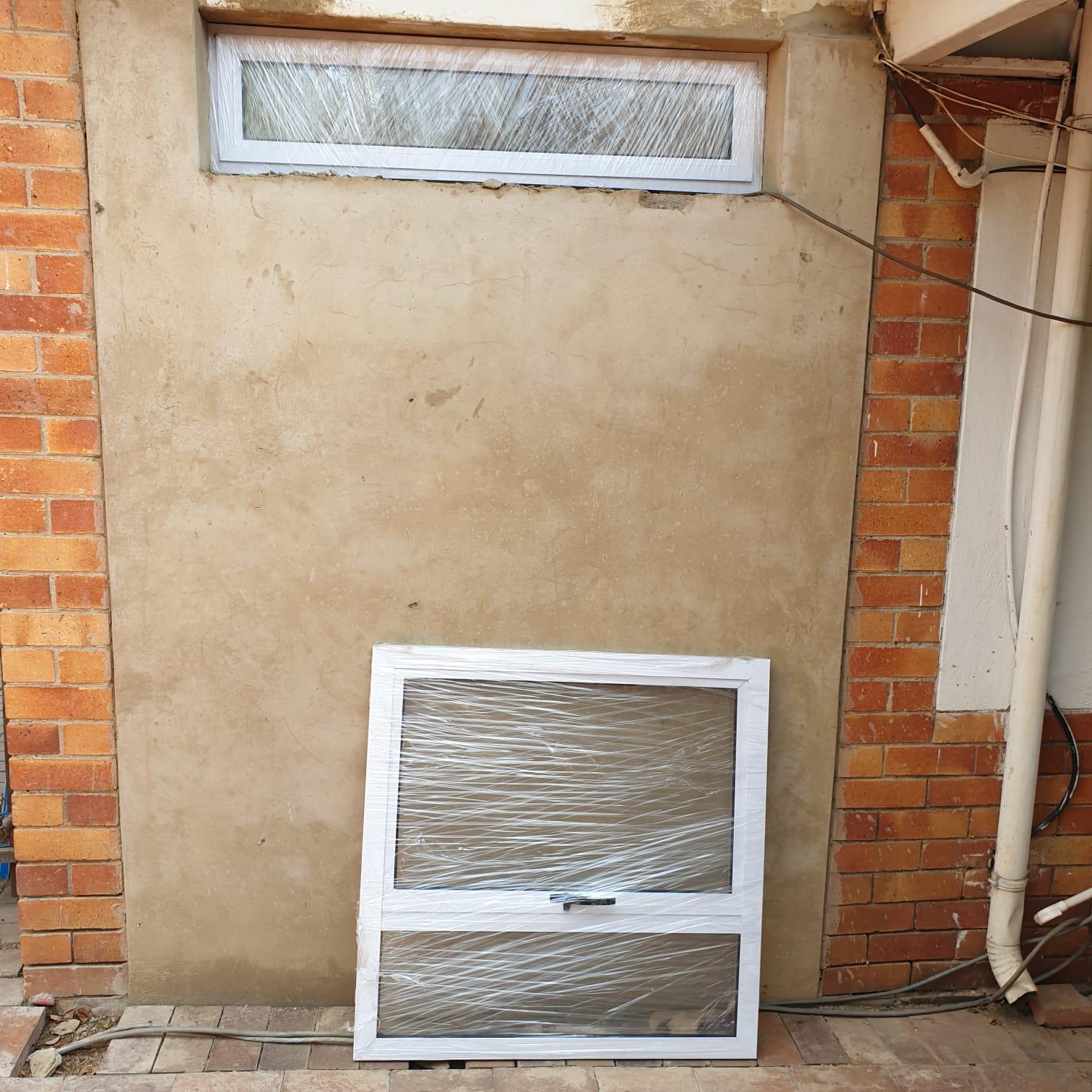 Brand new aluminium door, sliding doors, and windows for sale