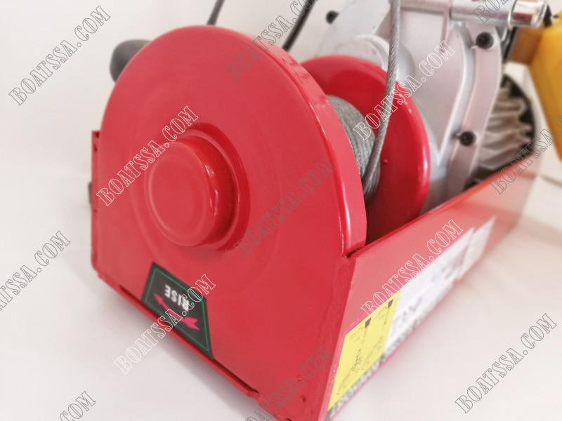 (C) ELECTRIC CABLE HOIST EH500