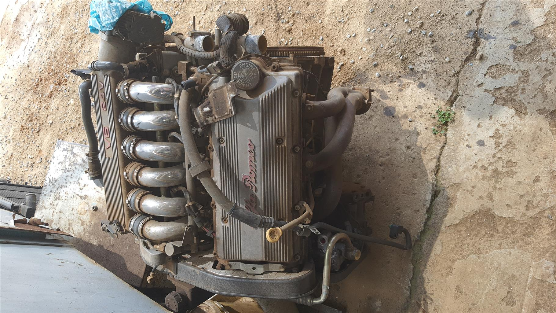 2004 Engine Parts Complete Engines