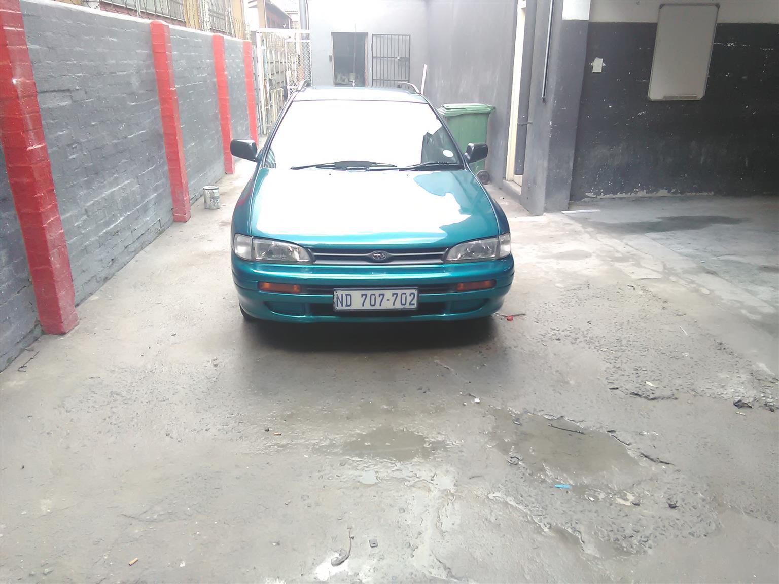 1996 Subaru Impreza 2.0 R sedan