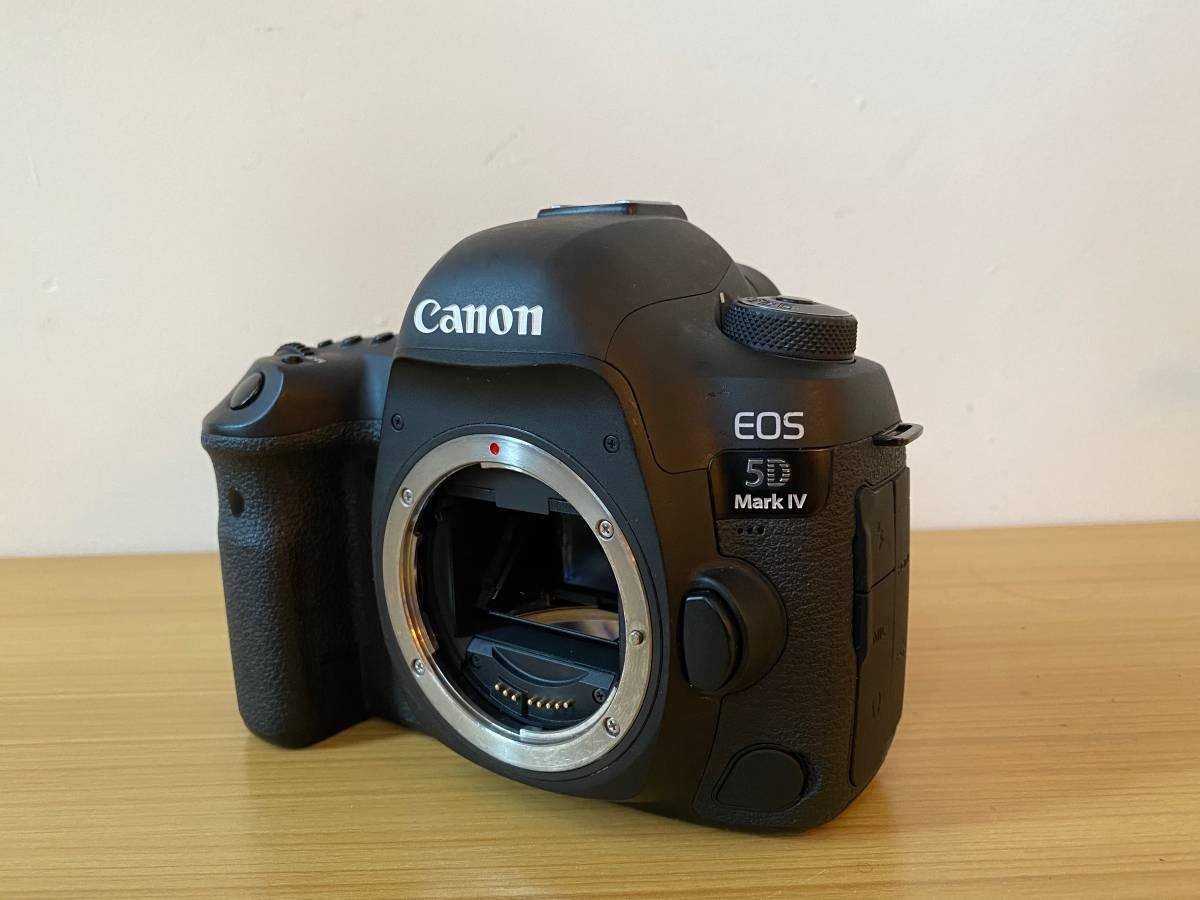 Fairly used Canon 5d mark iv bundle