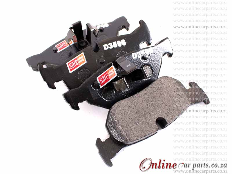 Chevrolet Front Brake Pads