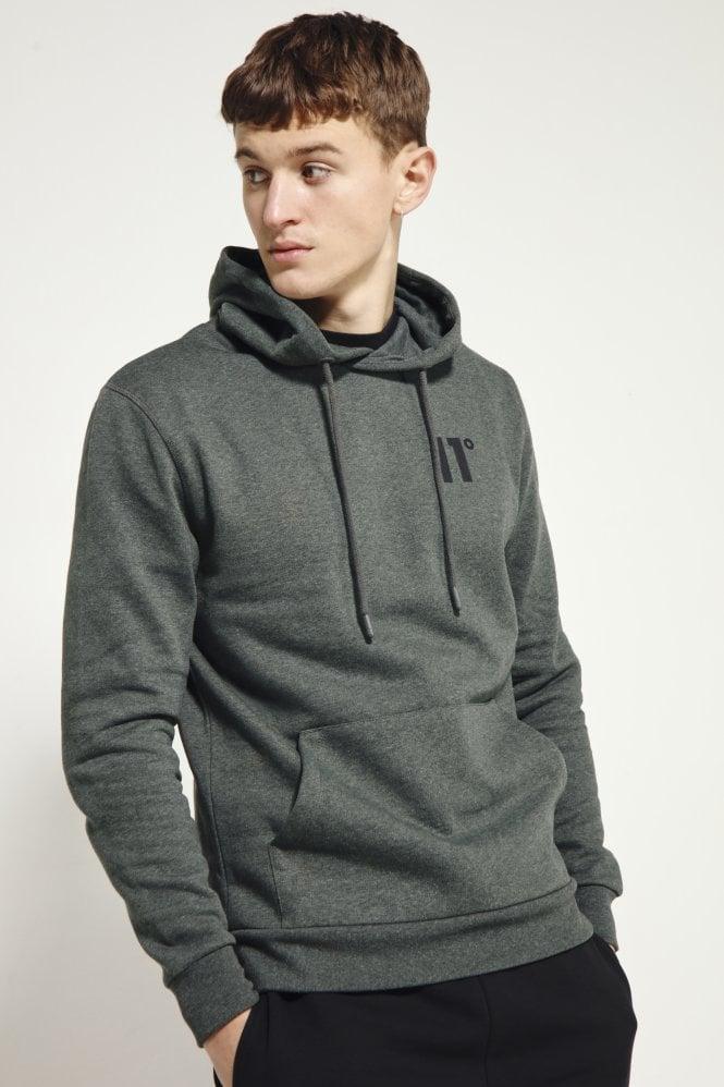 11 Degree Mens Hoodies