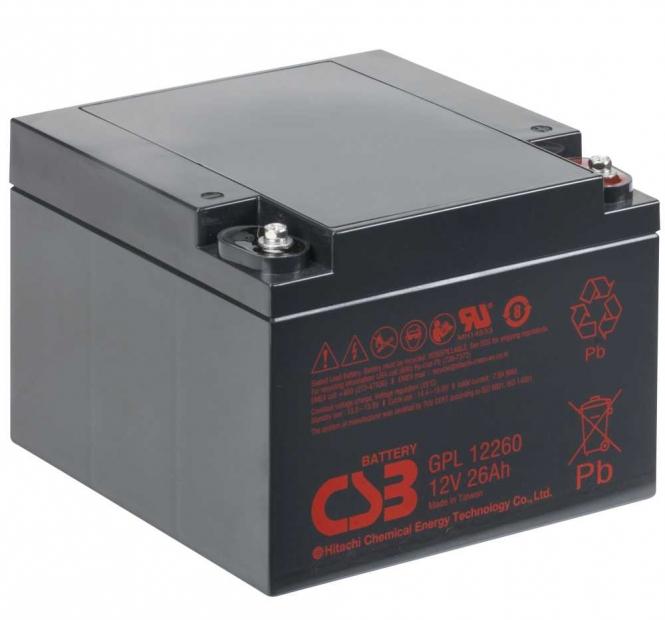 26ah csb Batteries