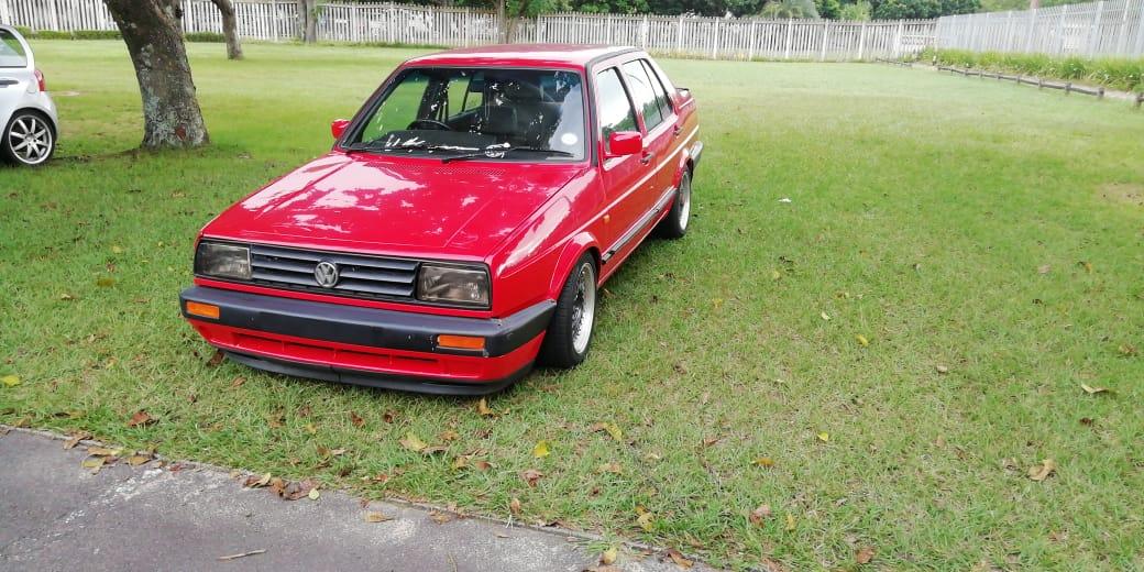 1989 VW Jetta 1.8T Executive