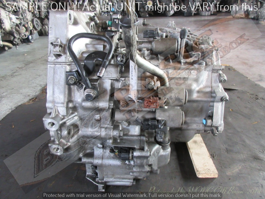 HONDA R20A3 2WD AUTO FWD Gearbox -Code: G63A