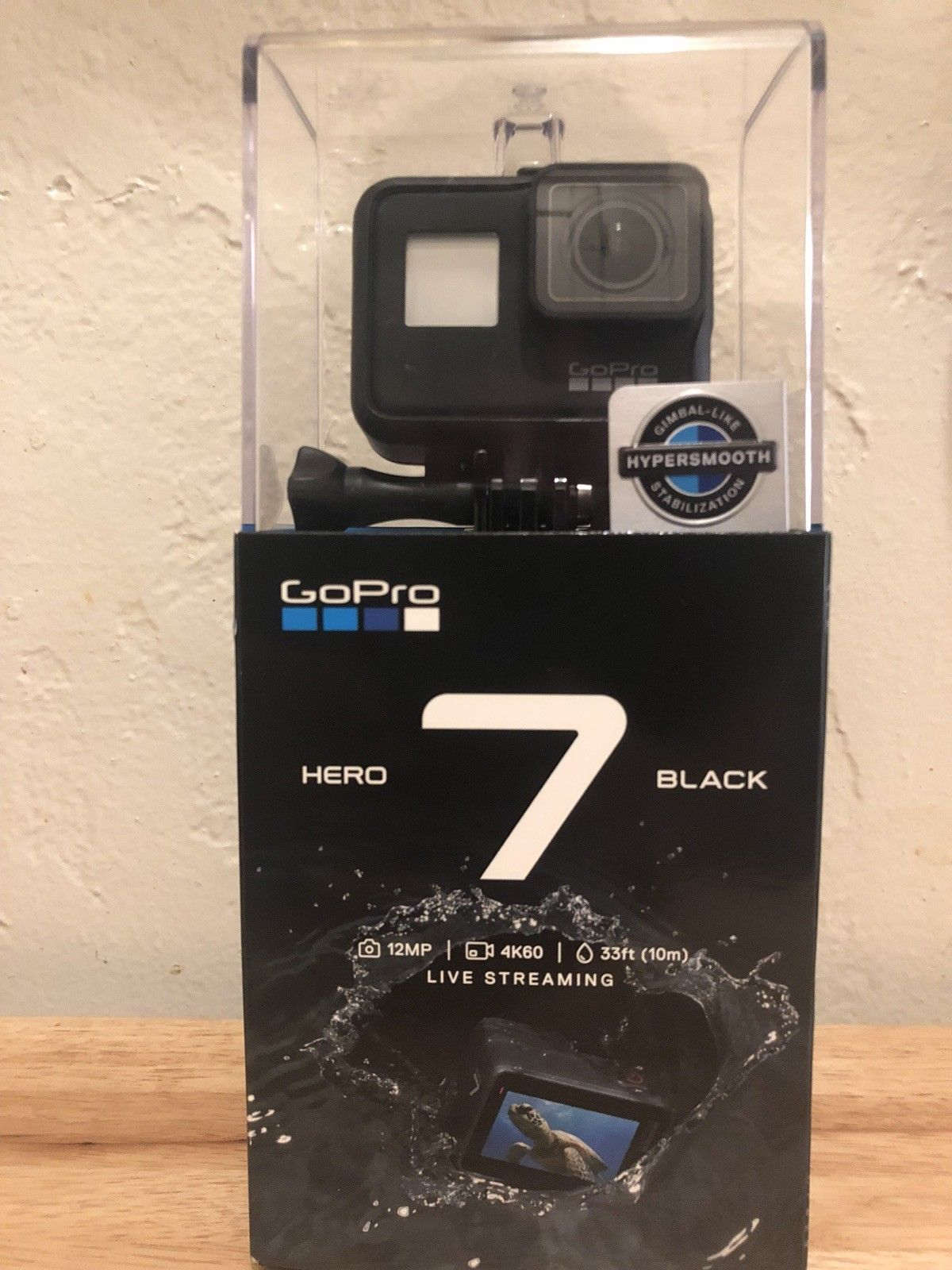 BRAND NEW GoPro HERO7 Action Camera