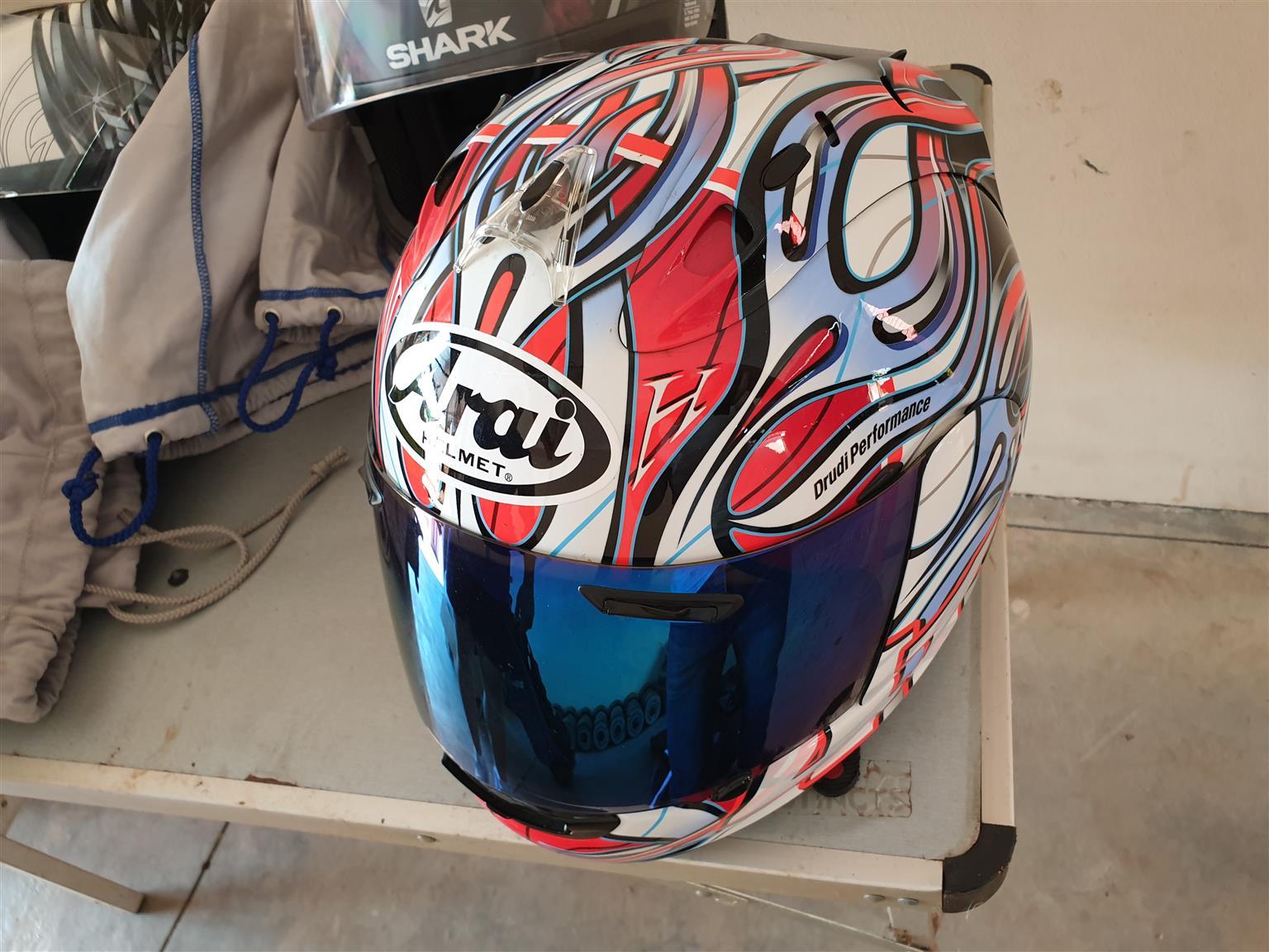 Arai helmet for sale