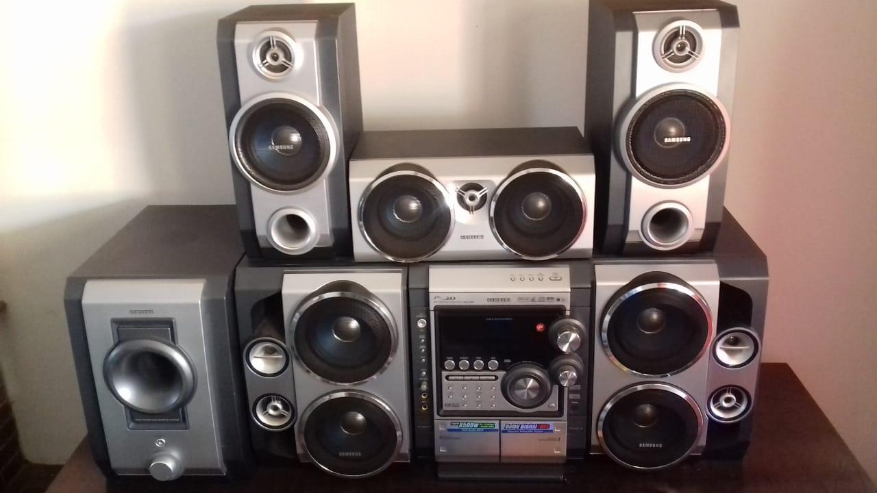 Samsung MAX-DS990 HI-FI radio