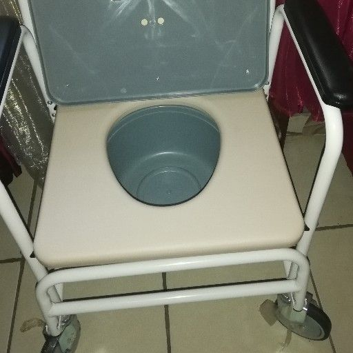 fragile care commode