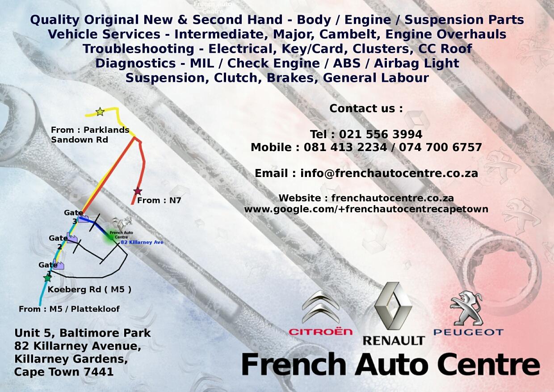 Peugeot 307 – Citroen C4 1.6 16v Automatic Gearbox -20TS26 for sale