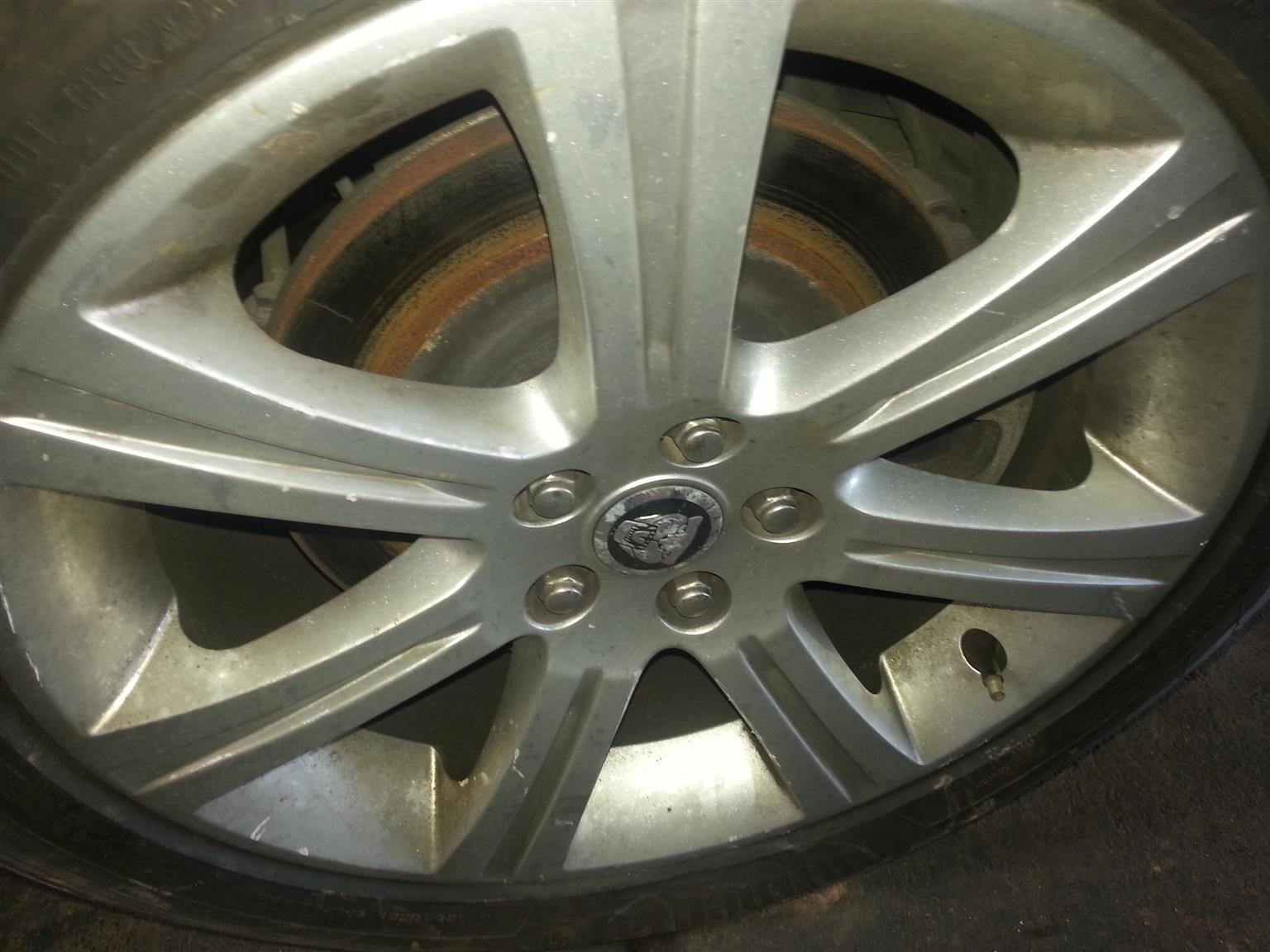 Jaguar XF Rims   FOR SALE