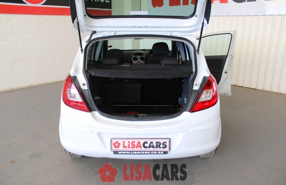 2013 Opel Corsa 1.4 Essentia