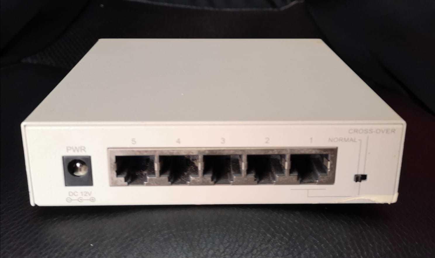 Genius GS4050N 5 Port Switch