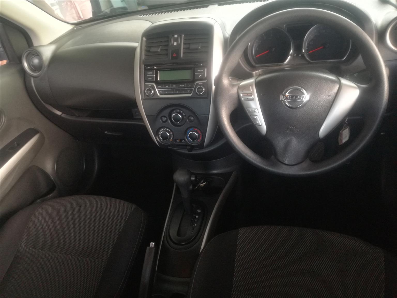 2018 Nissan Almera 1.5 Activ