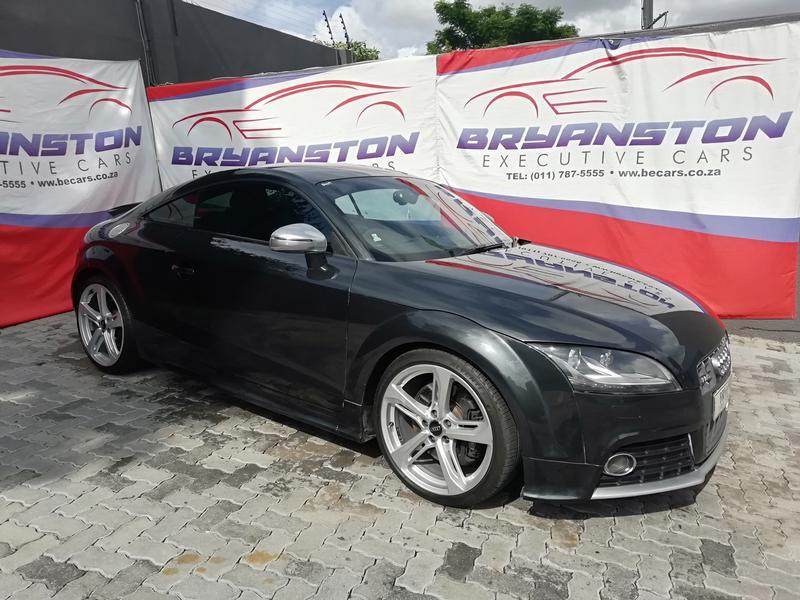 2009 Audi Tts 2.0 TFSI Quattro Coupe S-Tronic -