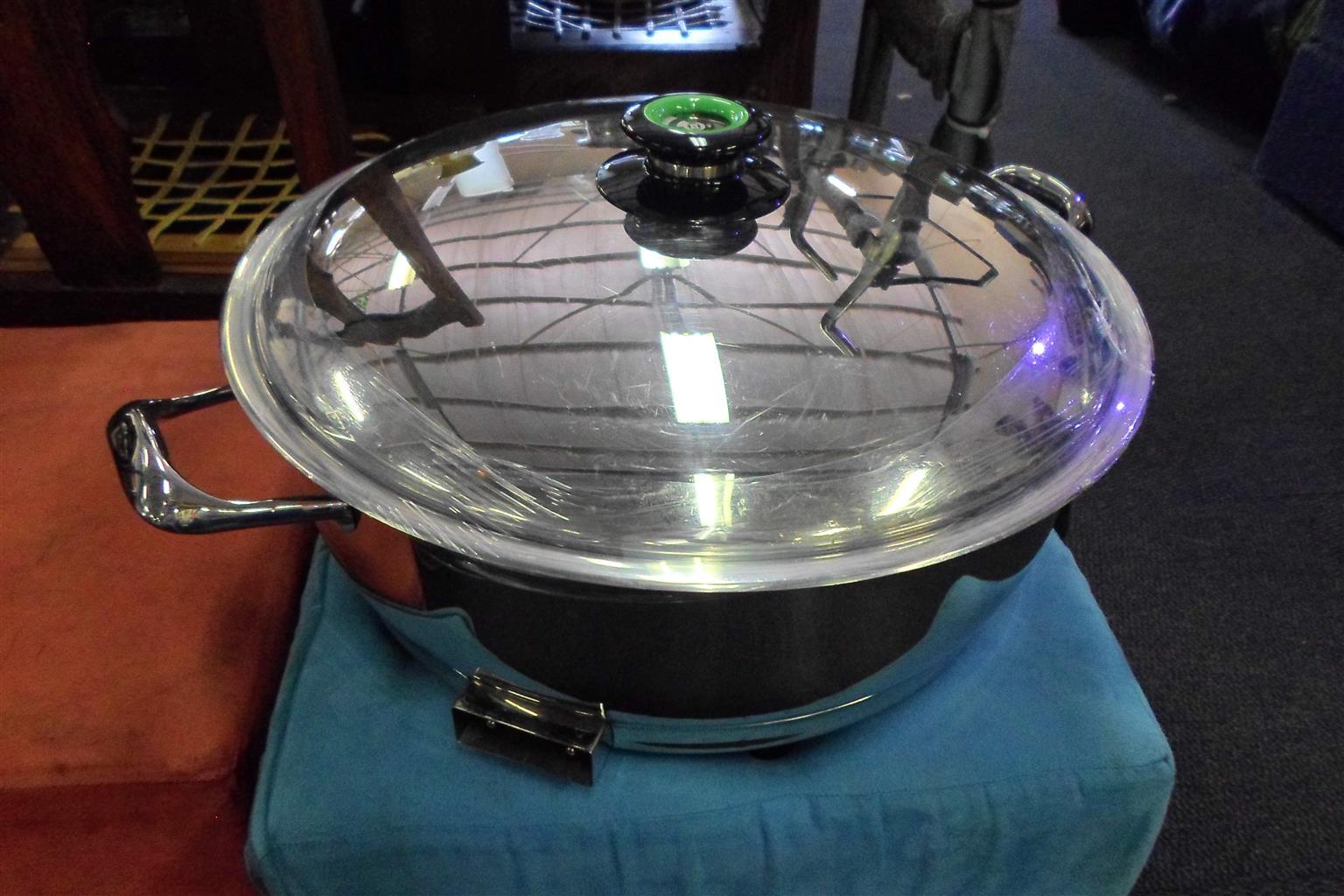 40cm AMC Electric Frying Pan