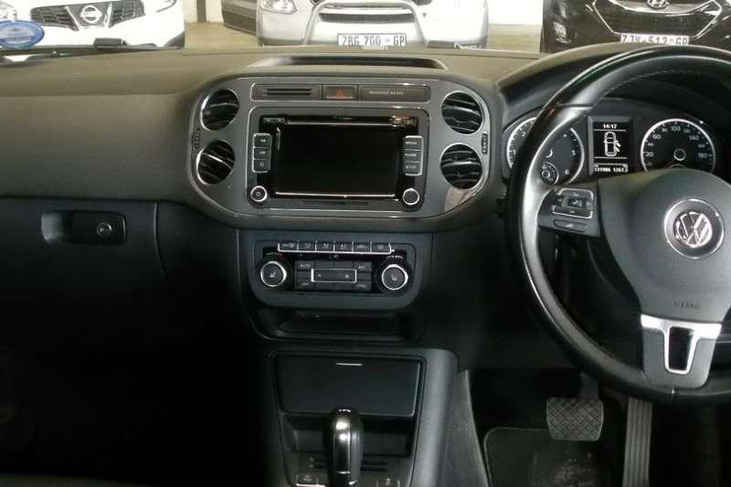 2014 VW Tiguan 2.0TDI Track&Field 4Motion tiptronic