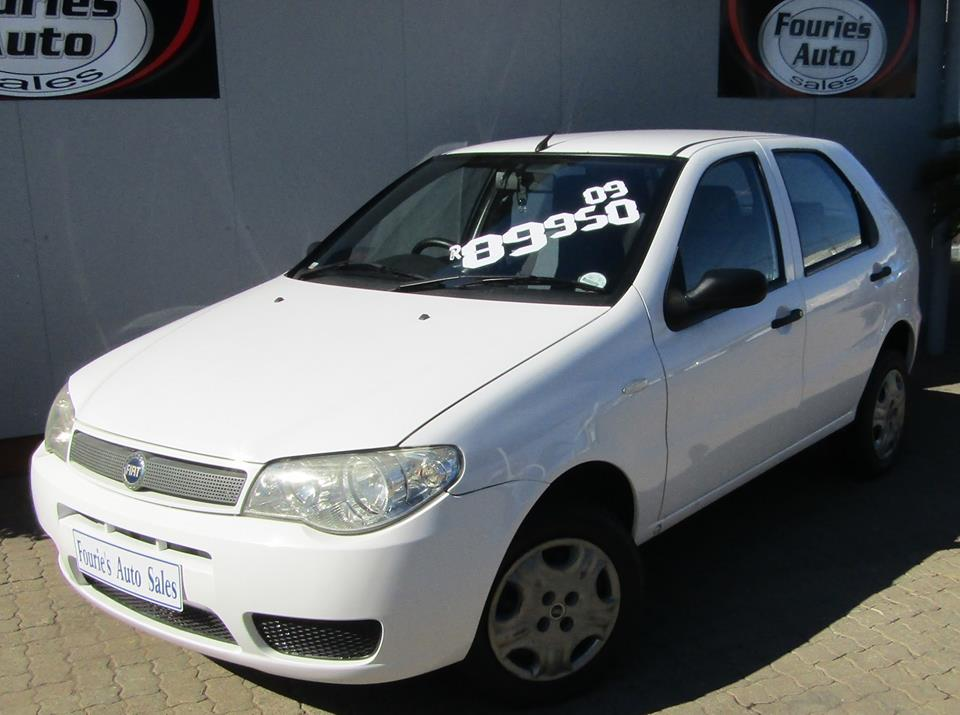 2009 Fiat Palio 1.2 Eco 5 door