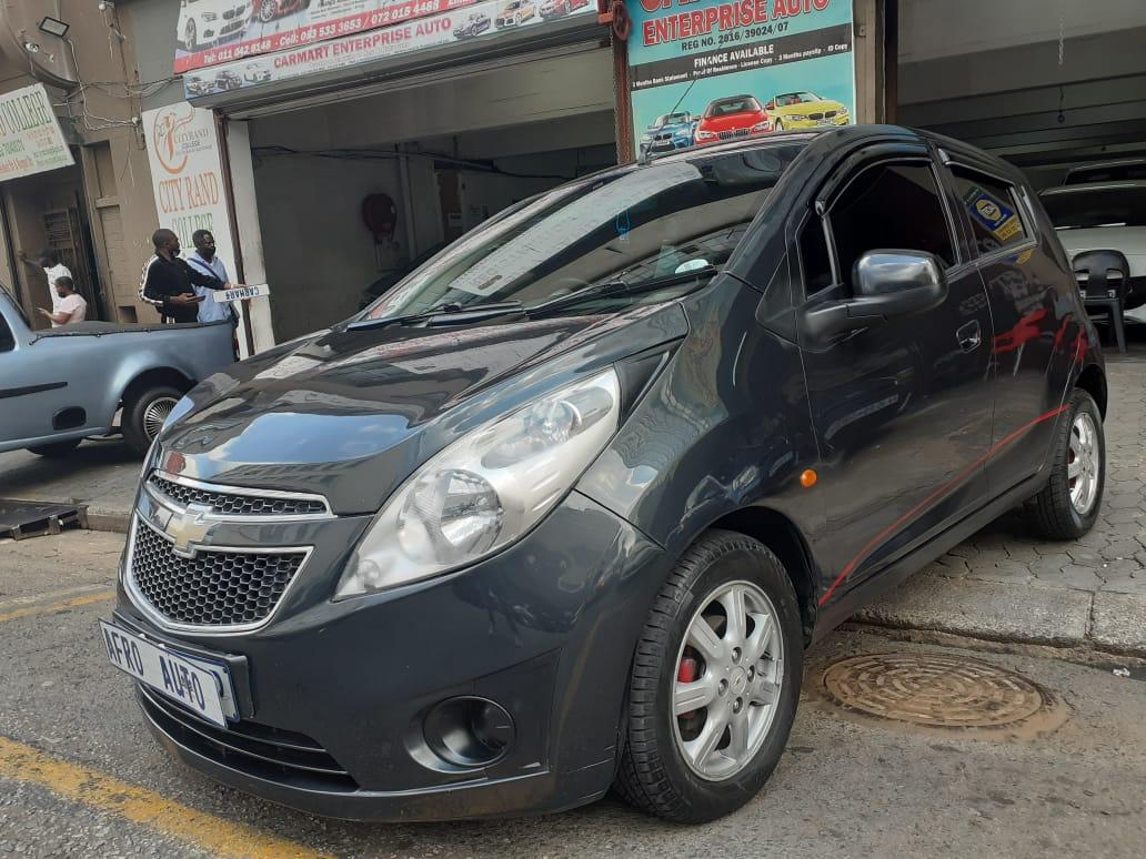 2011 Chevrolet Spark 1.2 LS