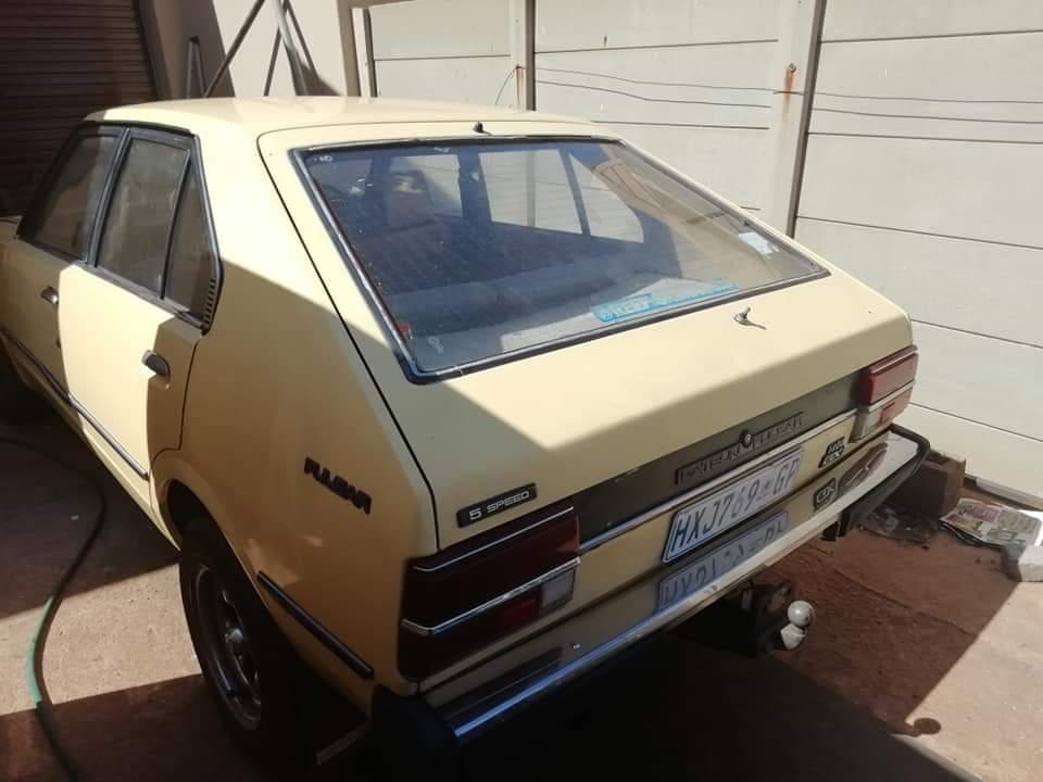 1987 Datsun 300 ZX