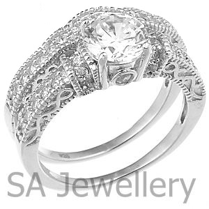 Silver Jewellery and Colored Diamond Wholesale