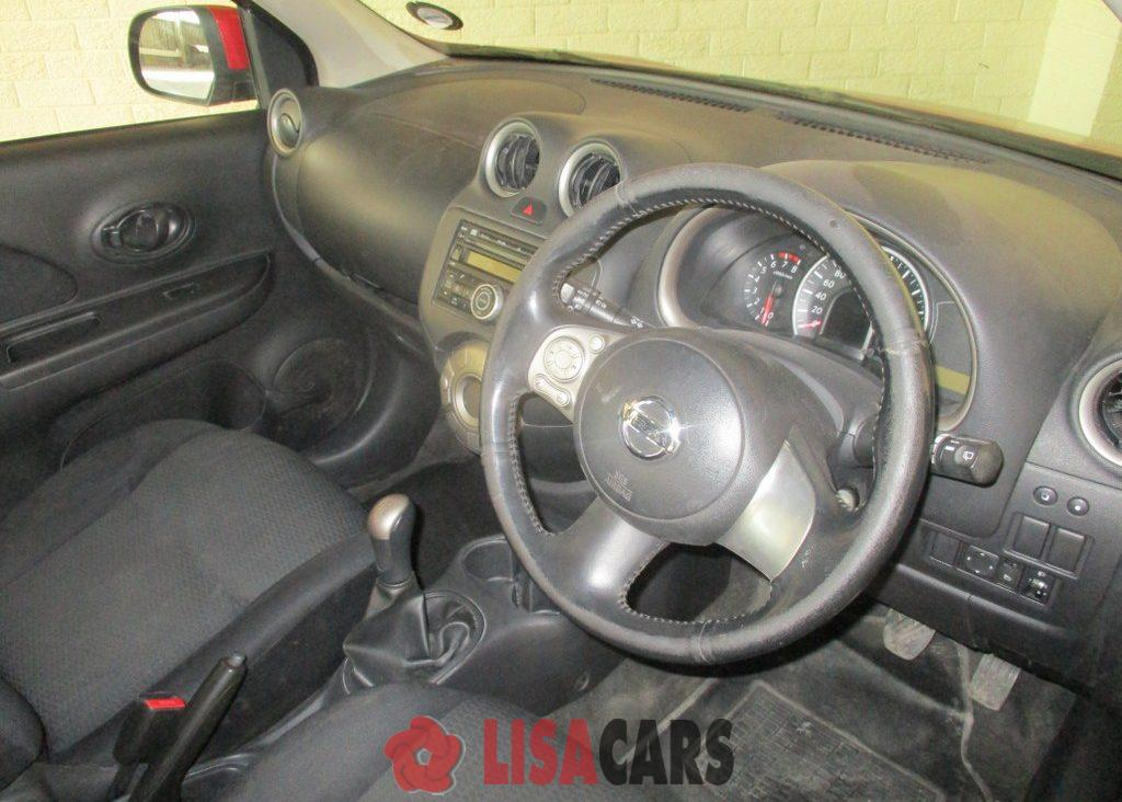 2012 Nissan Micra 1.5 Tekna
