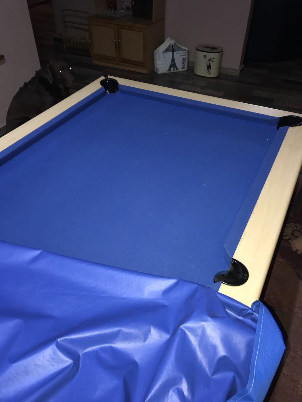 Granite Pool Table | Accesories