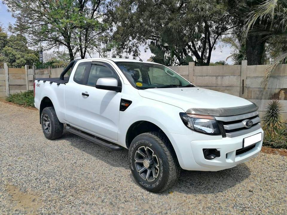 Ranger single cab ford First Look: