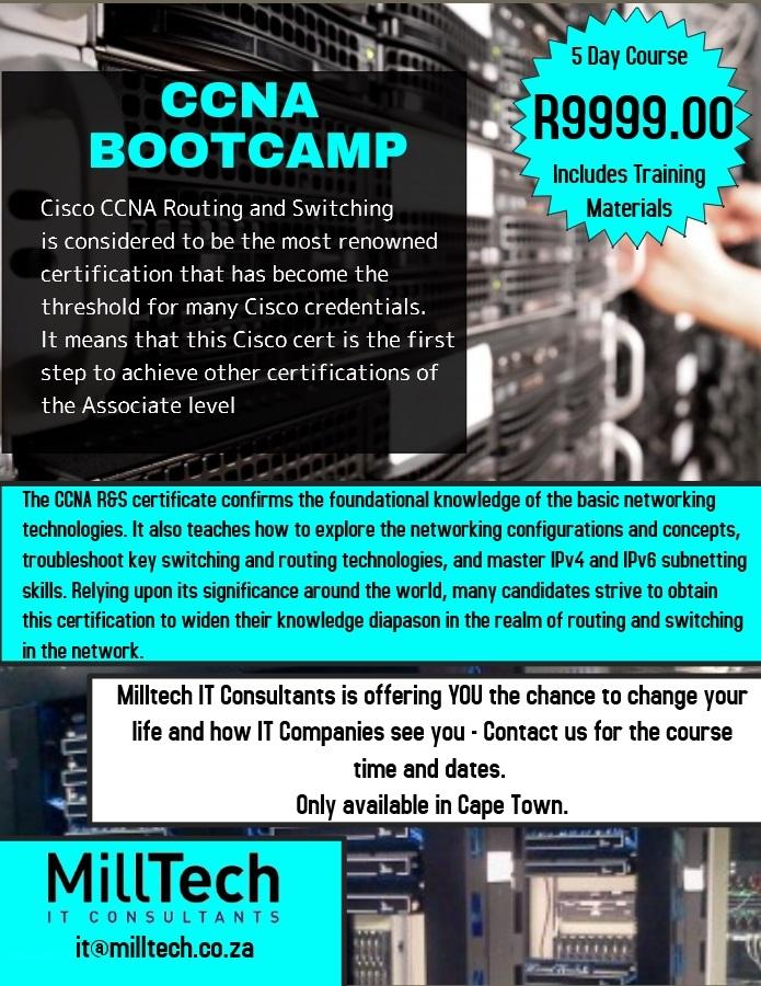 Ccna Certification Course Junk Mail