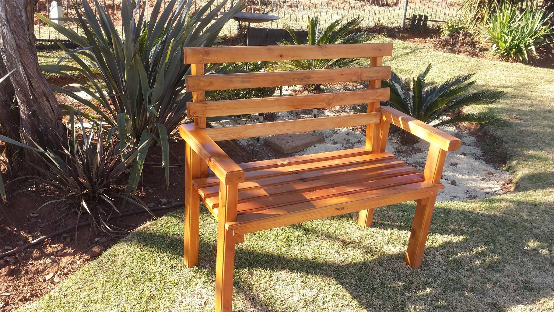 Cool Hand Crafted Wooden Garden Benches Junk Mail Spiritservingveterans Wood Chair Design Ideas Spiritservingveteransorg