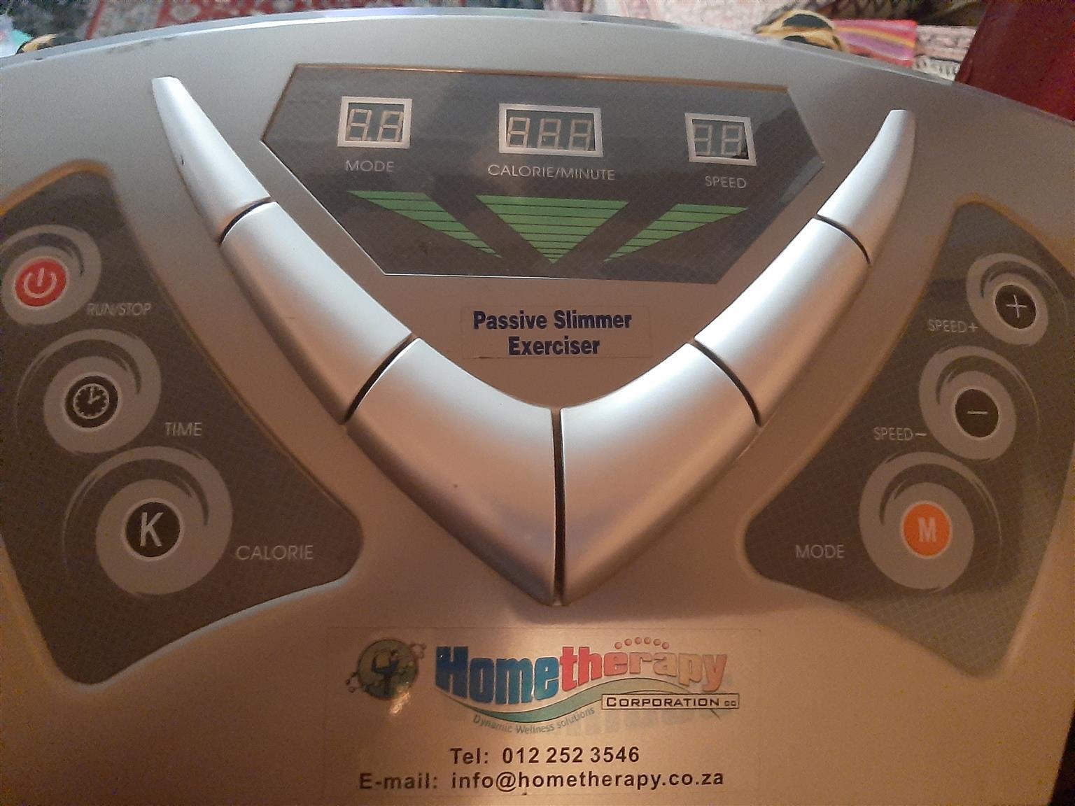 Home Therapy Passive Slimmer machine