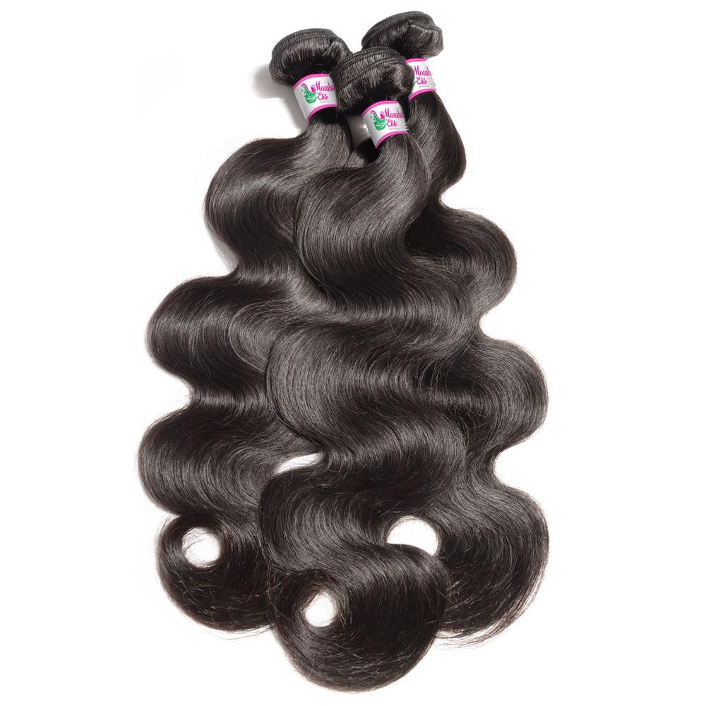 HIGH-END BRAZILIAN HUMAN HAIR WEAVES