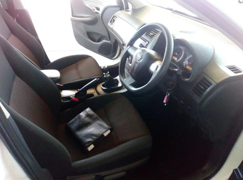 2018 Toyota Corolla Quest COROLLA QUEST 1.6 PLUS