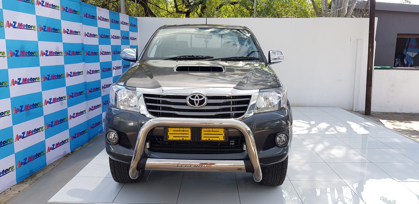 2015 Toyota Hilux 3.0D 4D Xtra cab 4x4 Raider Legend 45