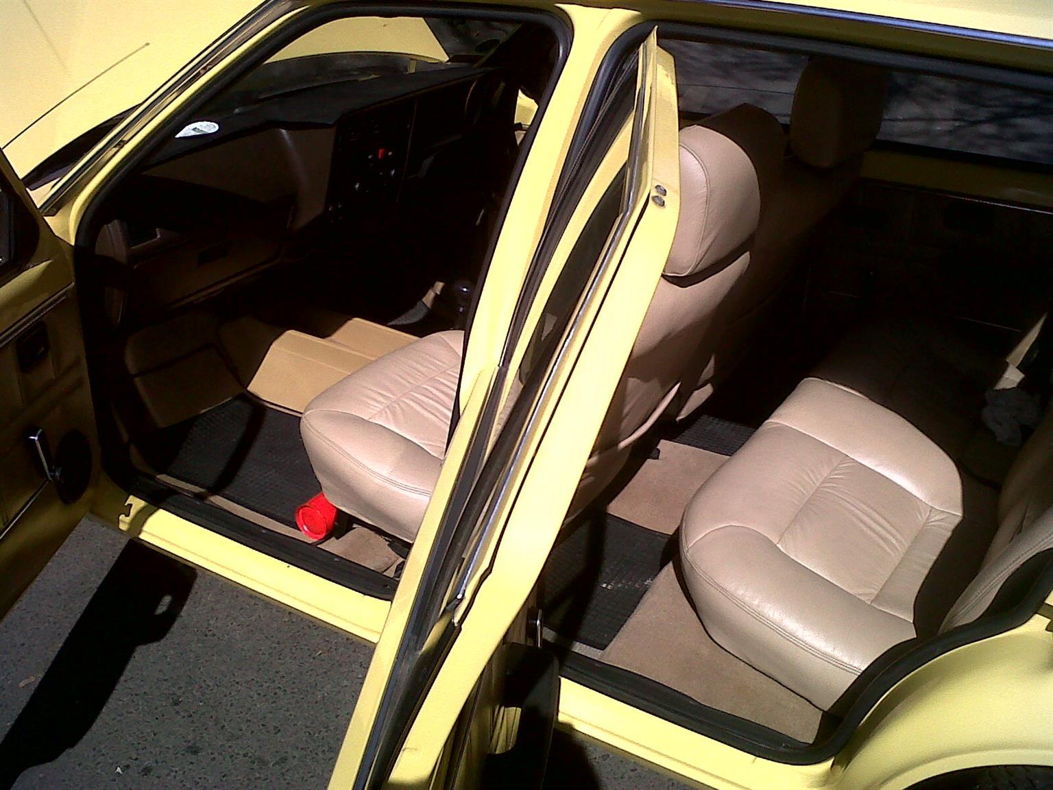 1982 Opel Kadett