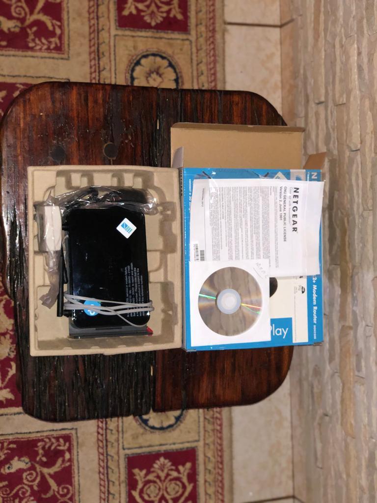 Netgear N300 Wireless ADSL2+ Modem Router (DGN2200)