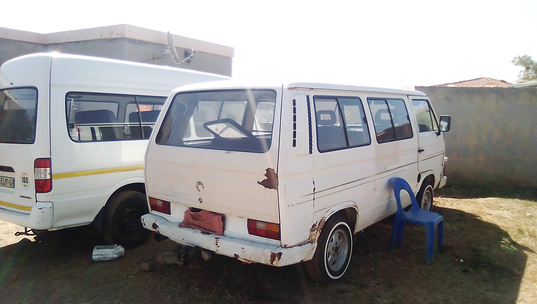 1997 VW Volkiesbus