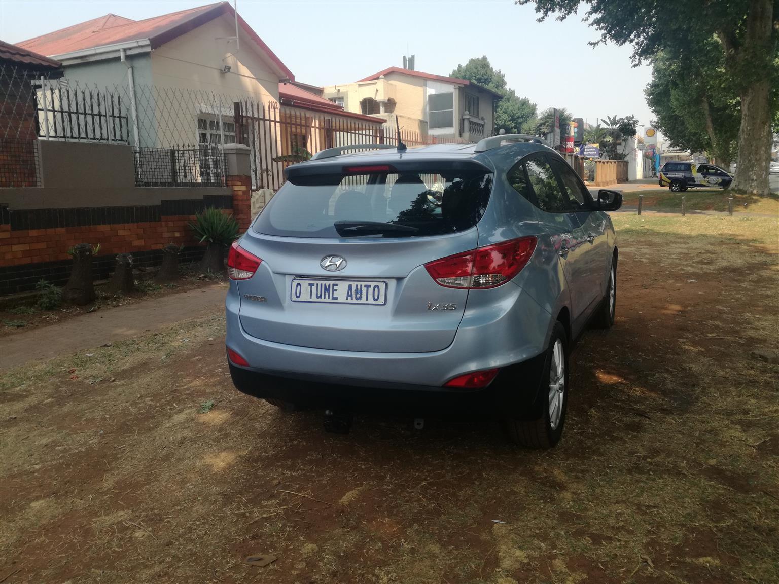 2014 Hyundai ix35 2.0 GL
