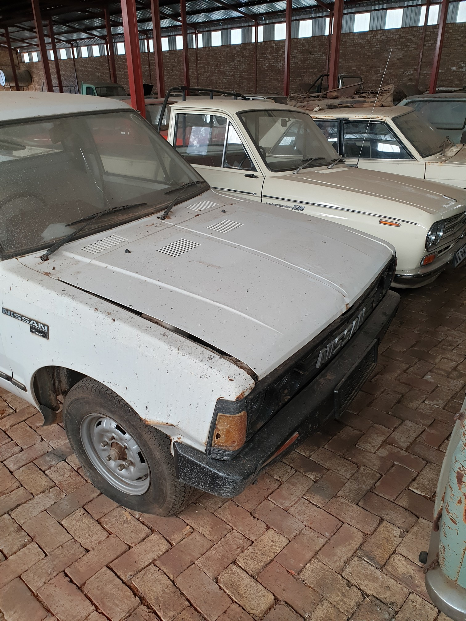 Nissan 720 Pick up