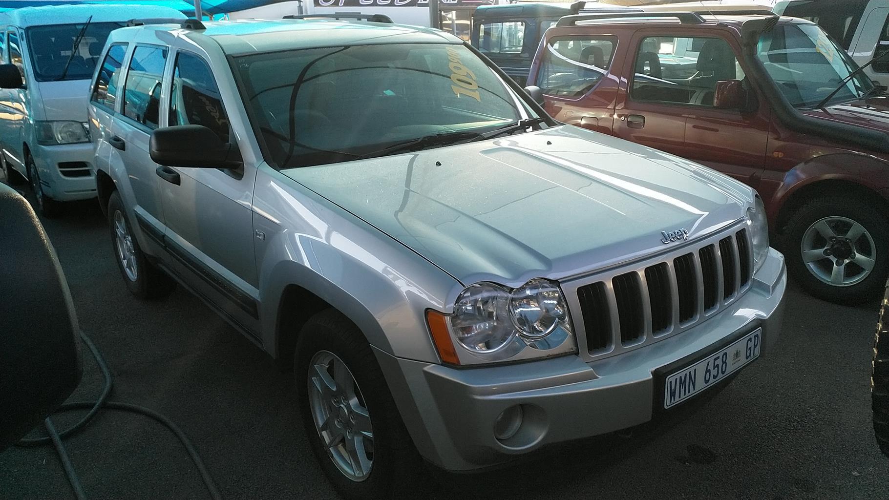2007 Jeep Grand Cherokee 3.0L CRD Laredo