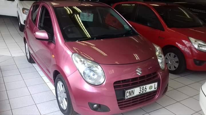 2010 Suzuki Alto 1.0 GLS
